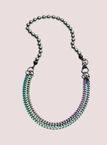 Proenza Schouler Multichain Necklace Long