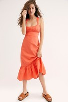 The Endless Summer Laila Midi Dress by at Free People