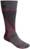 Point 6 Point6 Light Cushion Ski Socks - Merino Wool, Over the Calf (For Men and Women)