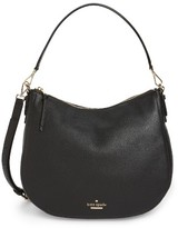 Kate Spade Jackson Street Mylie Leather Hobo - Black