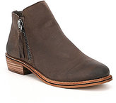 GB A-Lister Leather Booties