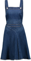 Stella McCartney Open-back denim dress
