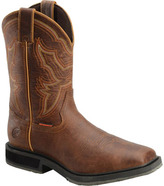 """Men's Double H 12"""" Wide Square Toe Western Work Boot"""