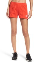 adidas Women's 'Firebird' 3-Stripes Shorts