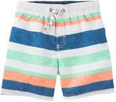 Osh Kosh Oshkosh Stripe One Piece Swimsuit Toddler Boys
