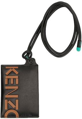 Kenzo Lanyard Card Holder