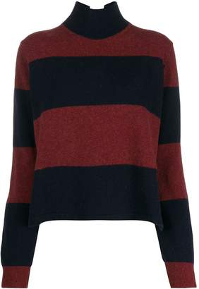 Paul Smith large stripes jumper