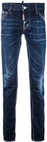 DSQUARED2 denim stonewash slim jeans - men - Cotton - 44