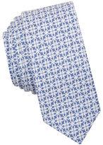 HUGO Silk Pindot Tie