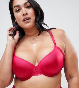 Dorina Joanna T-Shirt Bra-Red