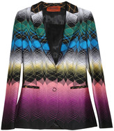 Missoni Slim Fit Blazer