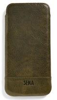 Sena Heritage Ultra Slim Leather Iphone 6/6S Case - Brown