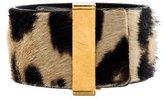 Celine Ponyhair Wrap Bracelet