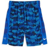 Nike Boy's Elite Stripe Plus Dri-Fit Shorts