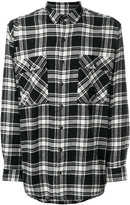 Stampd plaid shirt