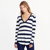 Ralph Lauren Striped Silk-Blend Sweater