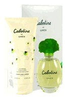 Parfums Gres Cabotine De Gres By For Women. Gift Set ( Eau De Toilette Spray 3.4-Ounces + Perfumed Body Lotion 6.76-Ounces )
