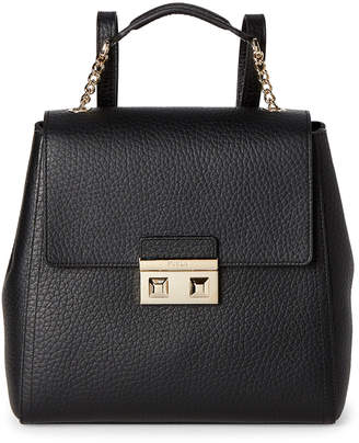 Furla Onyx Bella Leather Backpack