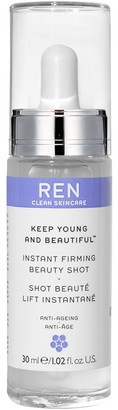 REN Instant Firming Beauty Shot Gel Serum