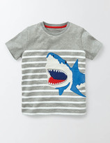 Boden Animal Stripe T-shirt
