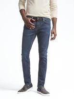 Banana Republic Skinny Rapid Movement Denim Medium Wash Jean
