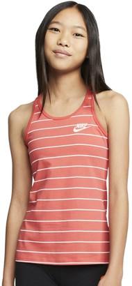 Nike Girls 7-16 Racerback Tank