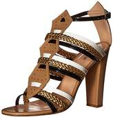 Just Cavalli Women's Leather Dress Sandal