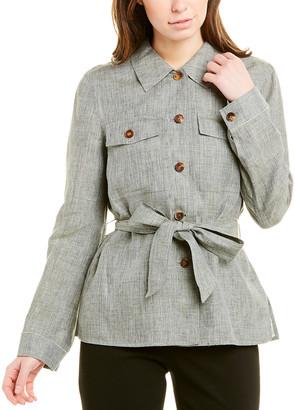 Lafayette 148 New York John Linen Jacket