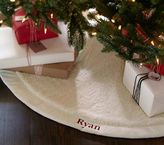 Pottery Barn Kids Sherpa Tree Skirt