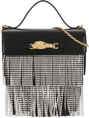 Gucci Crystal-Embellished Crossbody Bag
