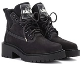 Kenzo Suede ankle boots
