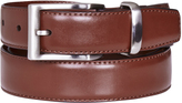Oxford Arlen Leather Belt Brown