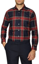 Timo Weiland Classic Checkered Button-Down Sportshirt