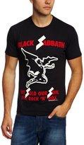 Bravado Men's Black Sabbath We Sold Our Soul T Shirt