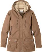 Mountain Khakis Ranch Shearling Hooded Coat (Women's)