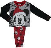 Disney Mickey Mouse Christmas Pyjamas - Age 12 Months - 4 Years