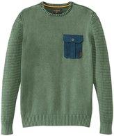 Billabong Men's Flight Long Sleeve Crewneck Sweater 8137716