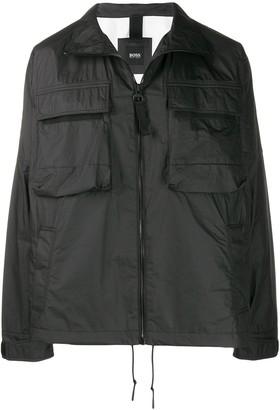BOSS wind-breaker jacket
