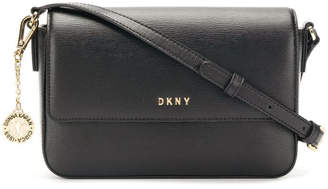 DKNY Bryant Leather Crossbody Bag