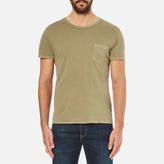 Gant Rugger Loose Tshirt - Army Green