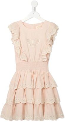Tutu Du Monde Butterfly Kisses ruffled dress