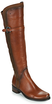 Dorking DULCE women's High Boots in Brown