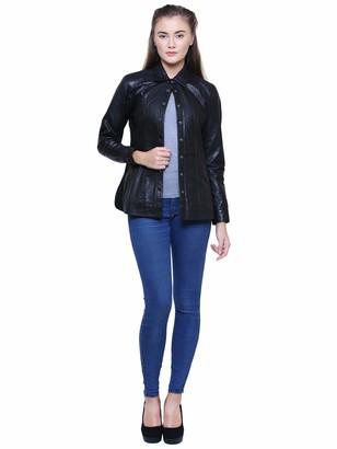 Albapelle Women's Leather Jacket