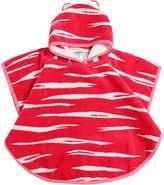 Kenzo Printed Cotton Terrycloth Bathrobe