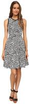 Kate Spade Leopard Jacquard Dress