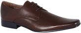 Oxford Alistair Leather Shoes