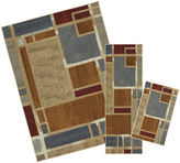 Mohawk Home Soho Regnar Asst Printed Rectangular 3-pc. Rug Set