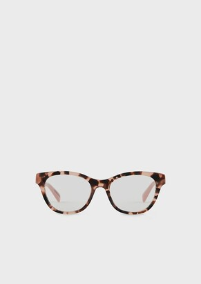 Emporio Armani Woman Cat-Eye Optical Frame
