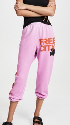 Freecity Letsgofreecity OG Supervintage Sweatpants