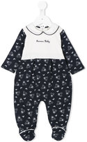 Armani Junior duck print pyjamas